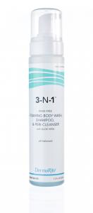 Cleansing Foam-thick foaming rise-free aloe vera bodywash shampoo perineal cleanser