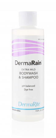extra mild sensitive moisturizing dye free skin cleanser shampoo