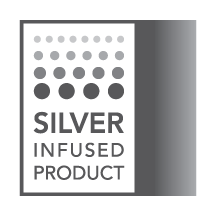 silver-infused