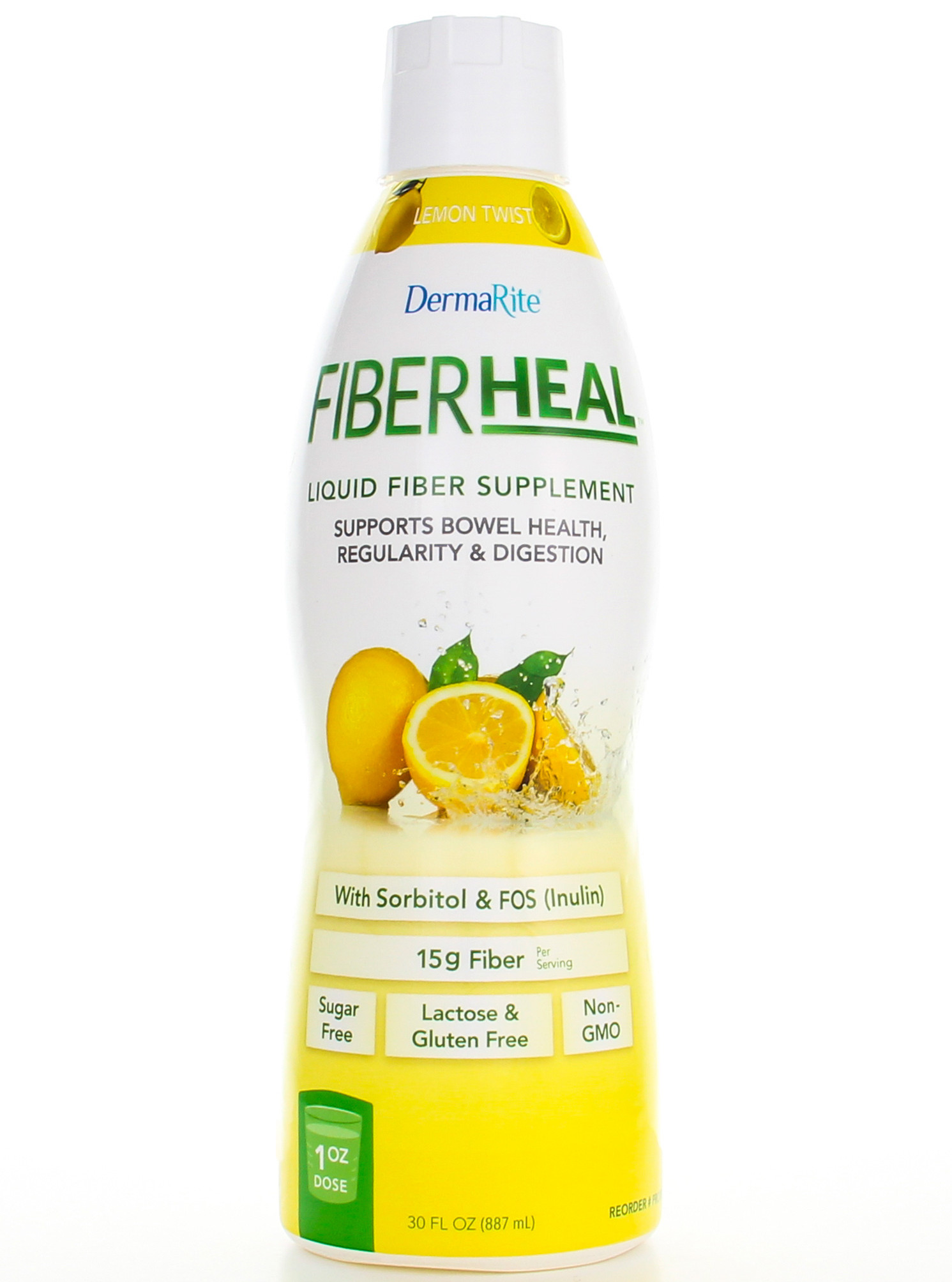 liquid fiber-laxative stool-softening sorbitol anti-diarrhea fiber