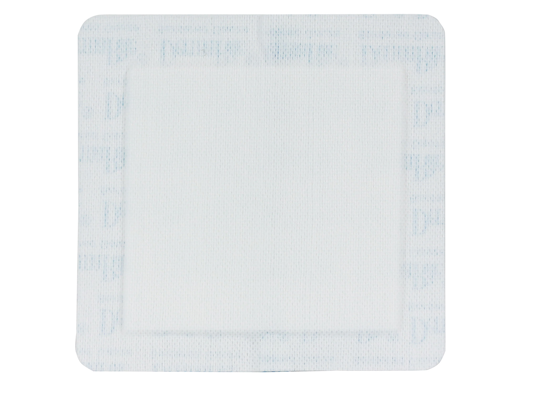 sterile bordered gauze dressing adhesive wound dressing for