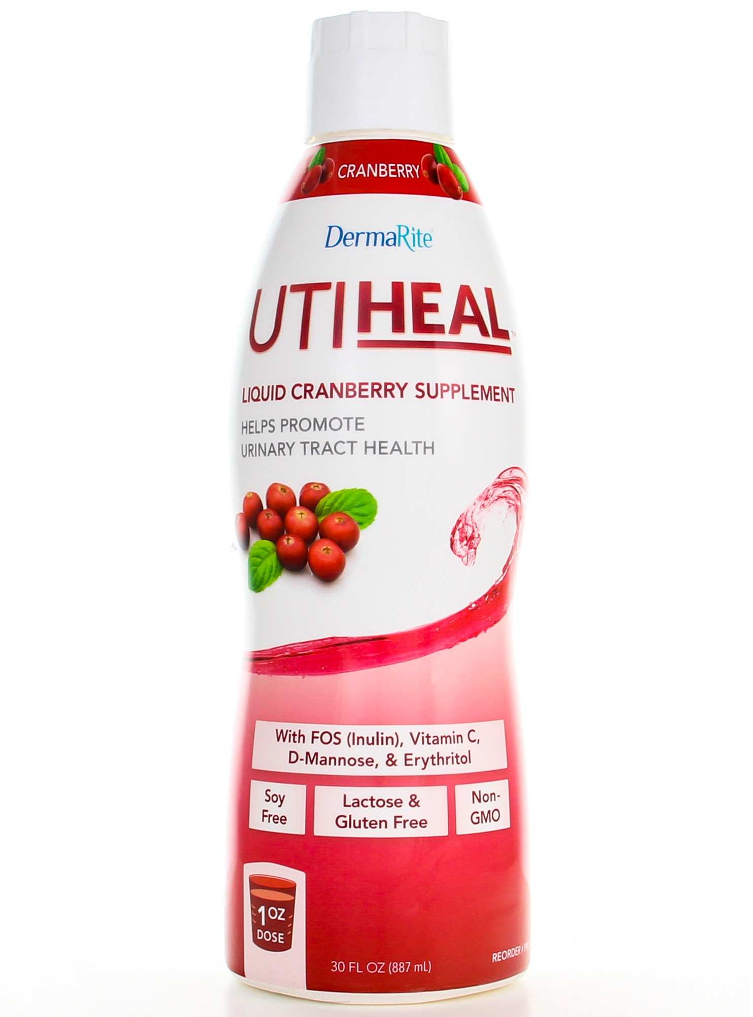 uti liquid supplement | helps promote urinary tract health for