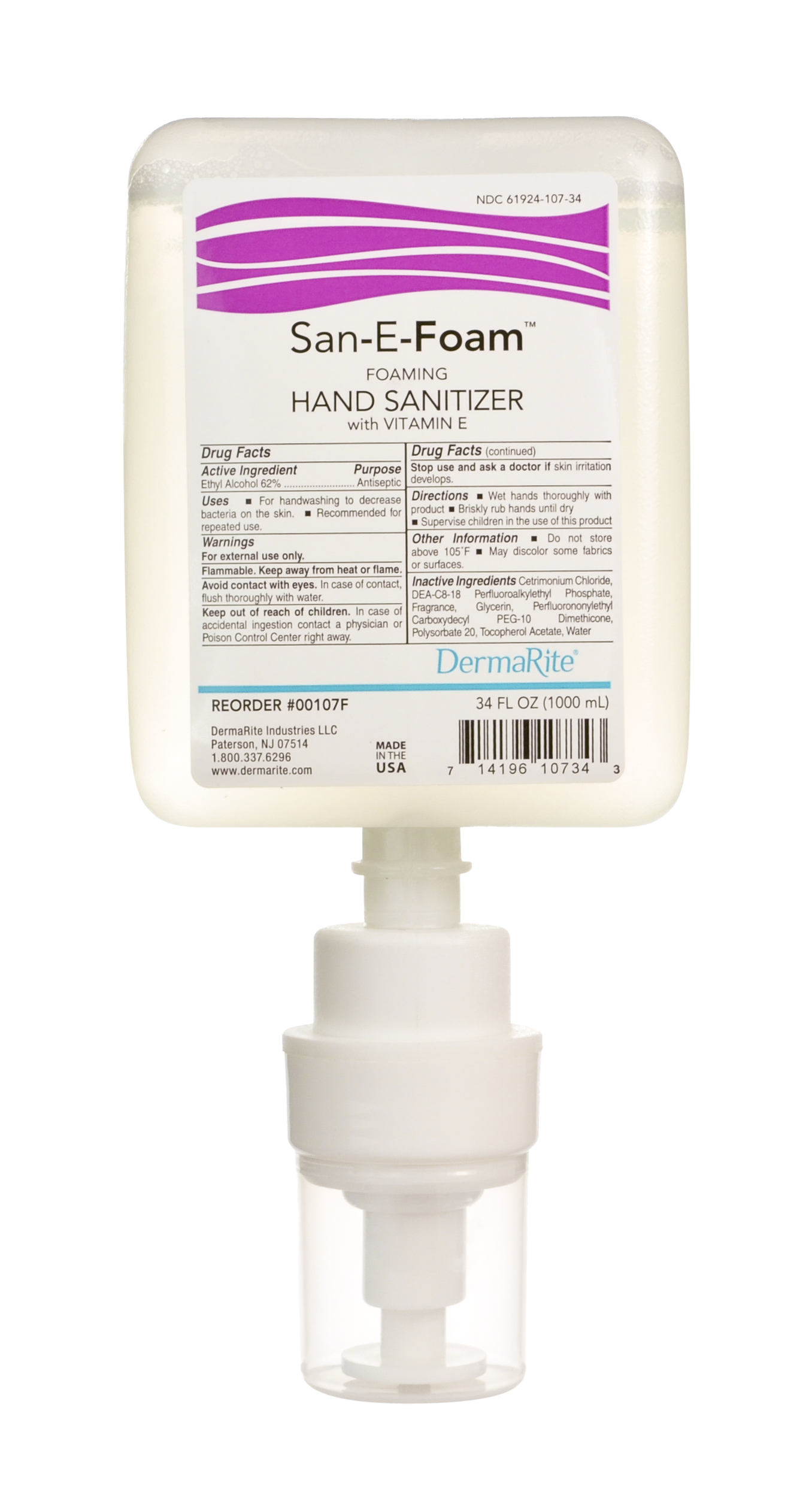 alcohol-based foam hand sanitizer antimicrobial hand wash