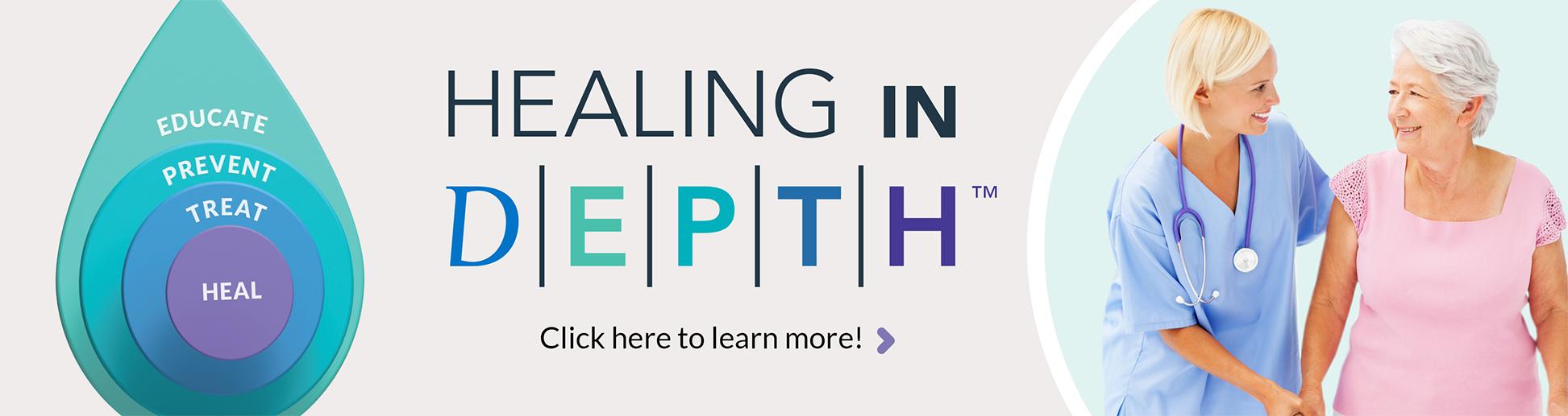 Healing in D.E.P.T.H.