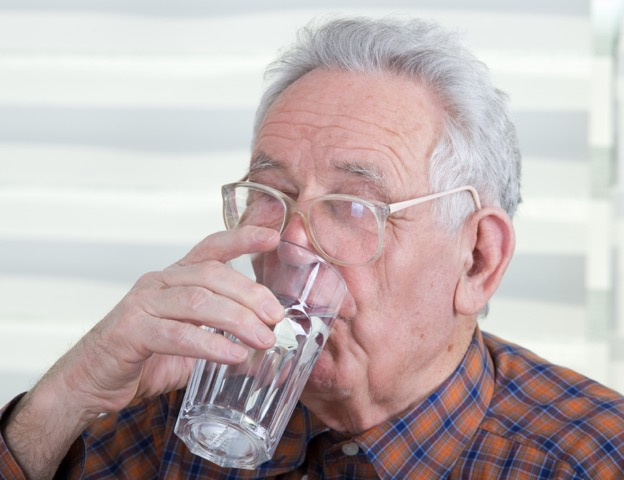 dehydration-wound healing