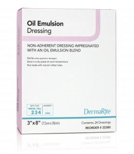 Oil Emulsion Wound Dressing-nonadherent gauze mesh sterile